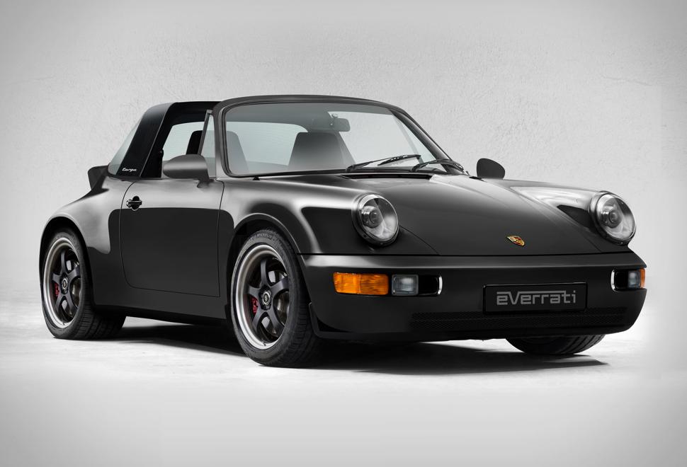 Everrati Electric Porsche 911   Image