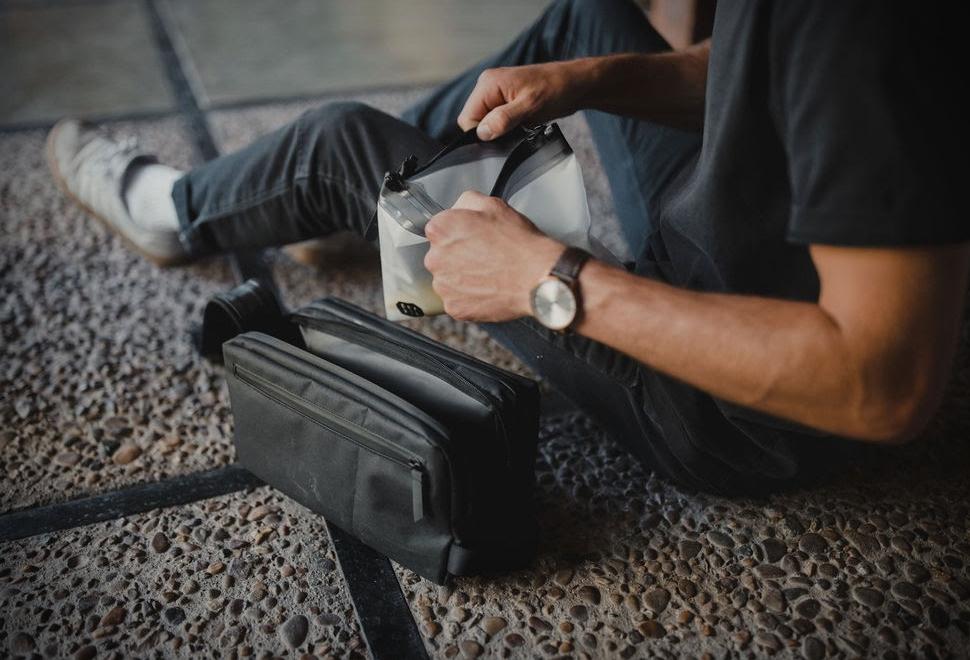 Gravel Explorer Toiletry Bag | Image