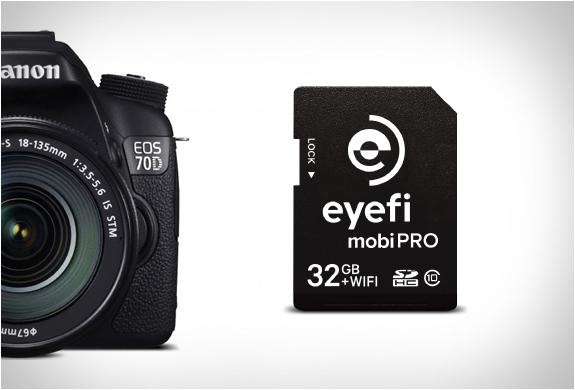 Eyefi Mobi Pro | Wifi Sd Card | Image
