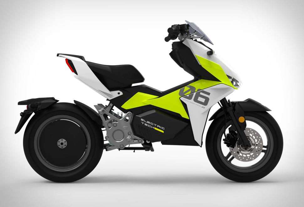 Felo FW06 Electric Motorcycle | Image