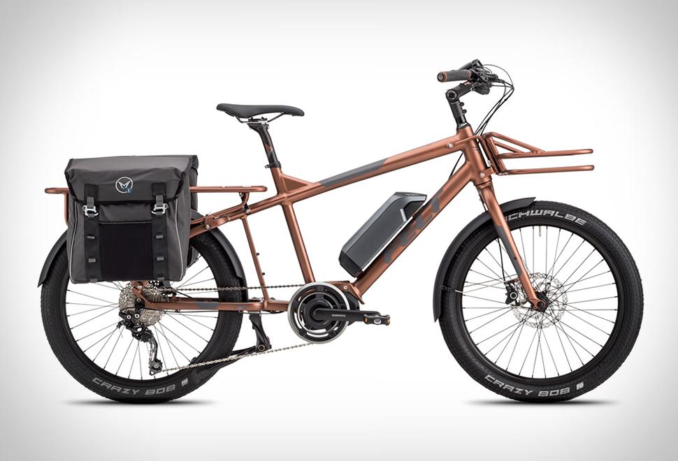 Felt Cargo E-Bike | Image