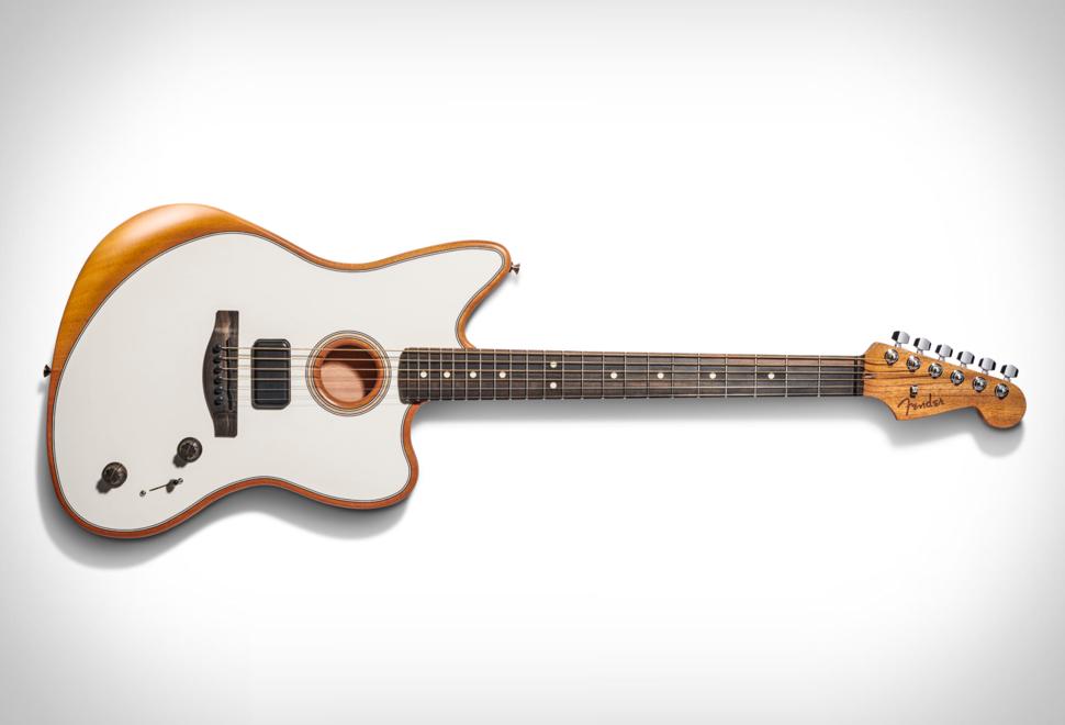 Fender American Acoustasonic Jazzmaster | Image