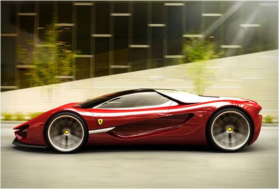 Ferrari Xezri Concept | By Samir Sadikhov | Image