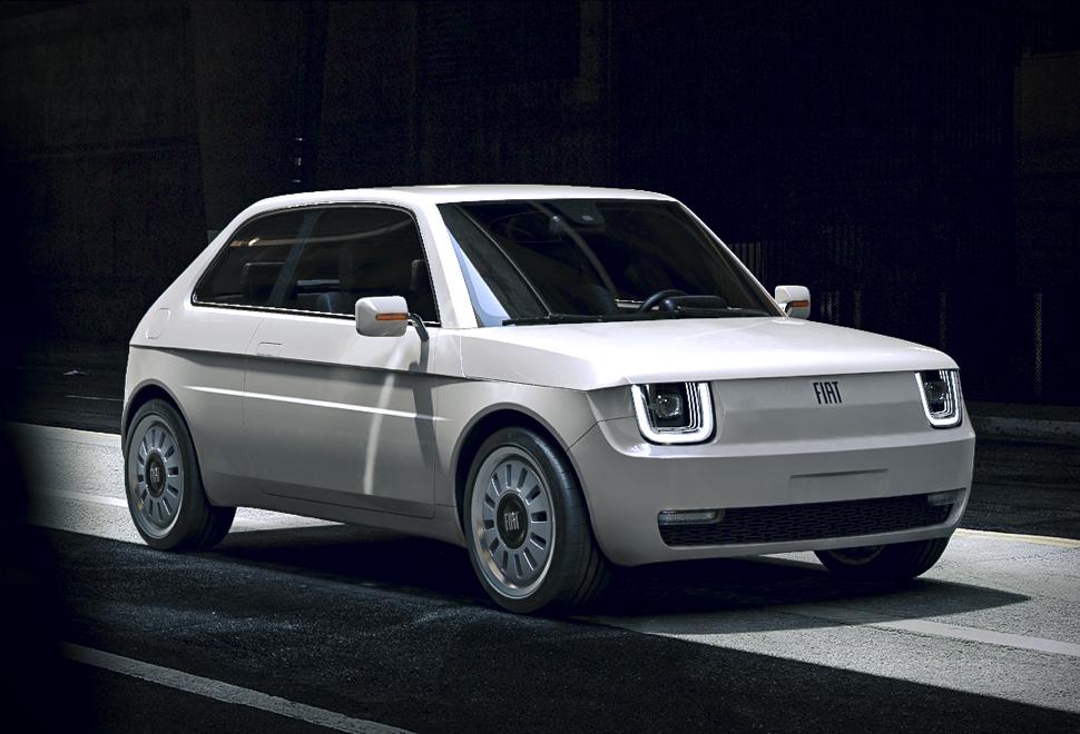 Fiat 126 Vision | Image