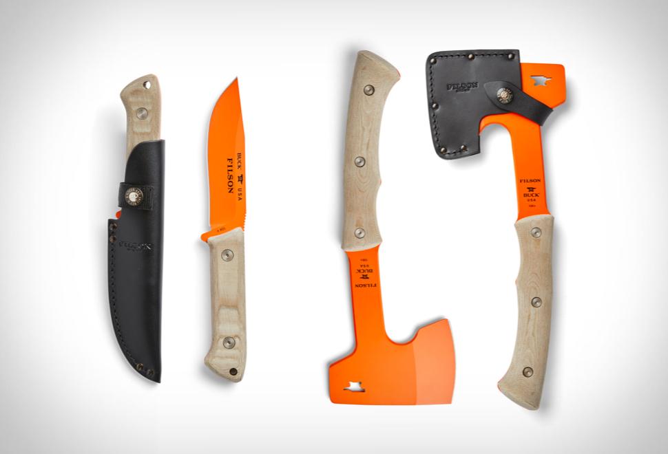 Filson x Buck Knives | Image