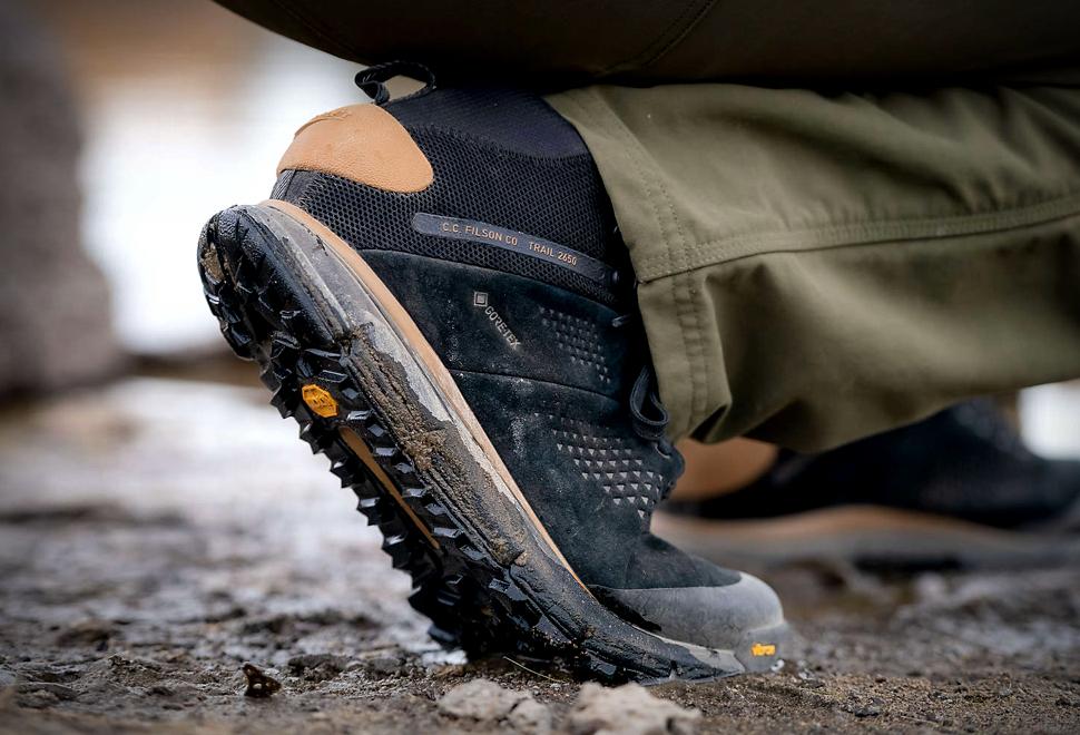 Filson x Danner Boots | Image