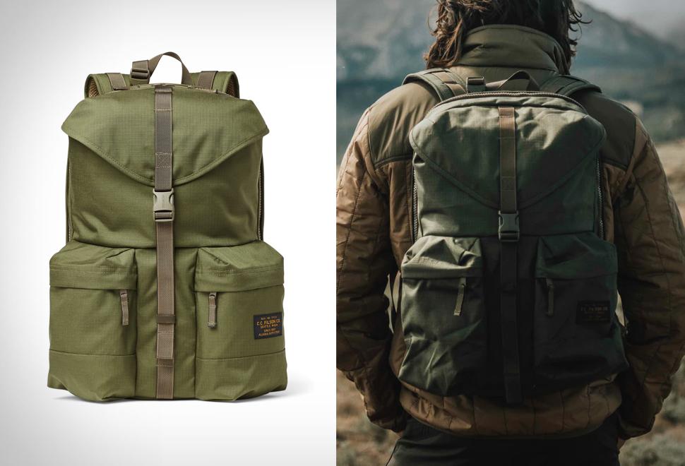 Filson Ripstop Nylon Backpack | Image
