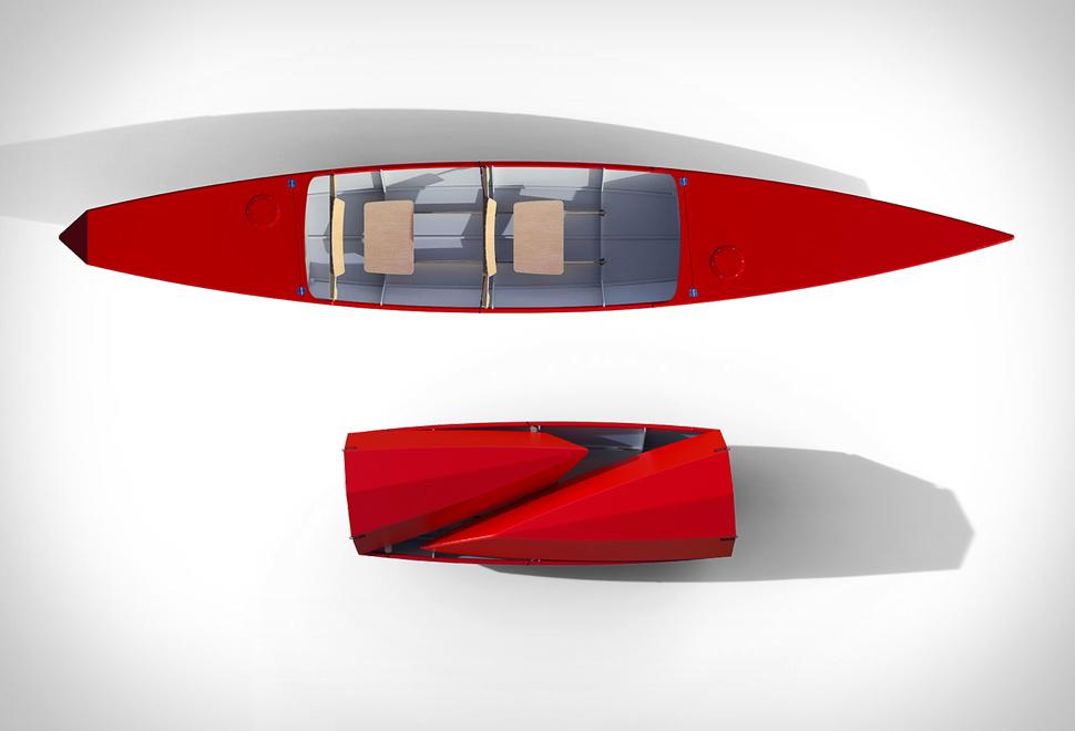 Fina Foldable Kayak | Image