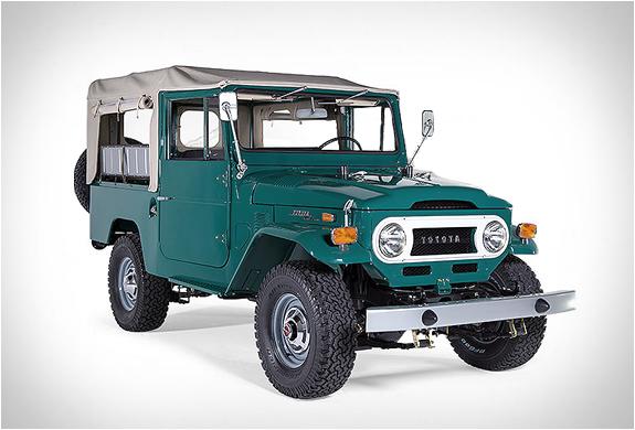 Toyota Fj Restorations | By Fj Company | Image