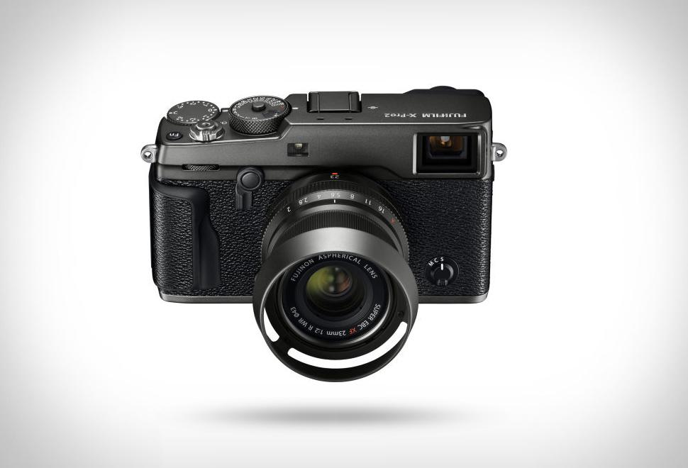 Fuji X-Pro2 Graphite | Image