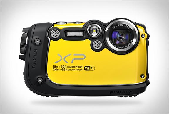 Fujifilm Finepix Xp200 | Image