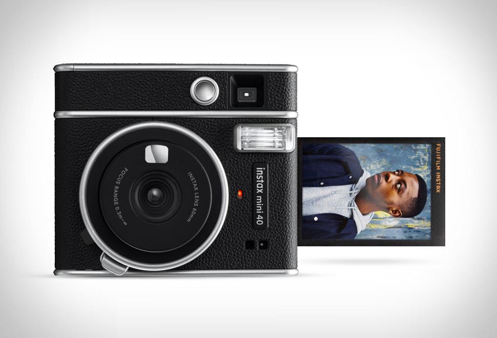 Fujifilm Instax Mini 40 Instant Camera | Image