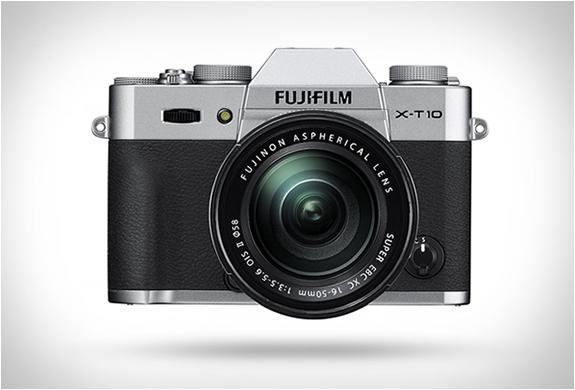 FUJIFILM X-T10 | Image