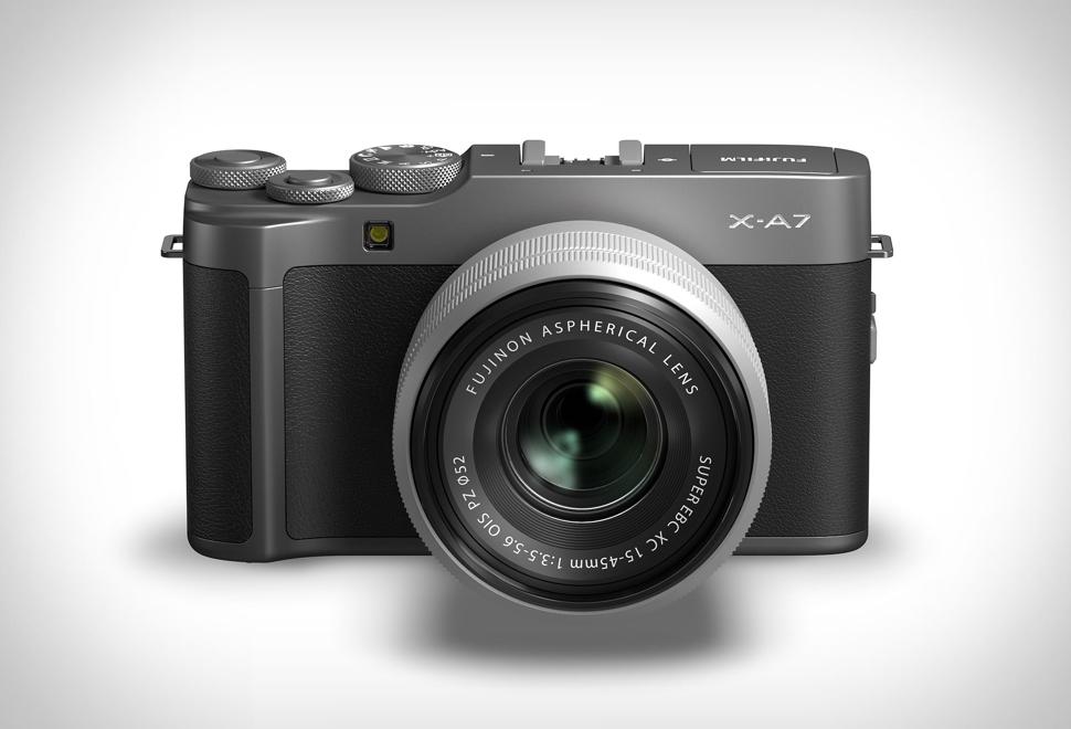Fujifilm X-A7 | Image