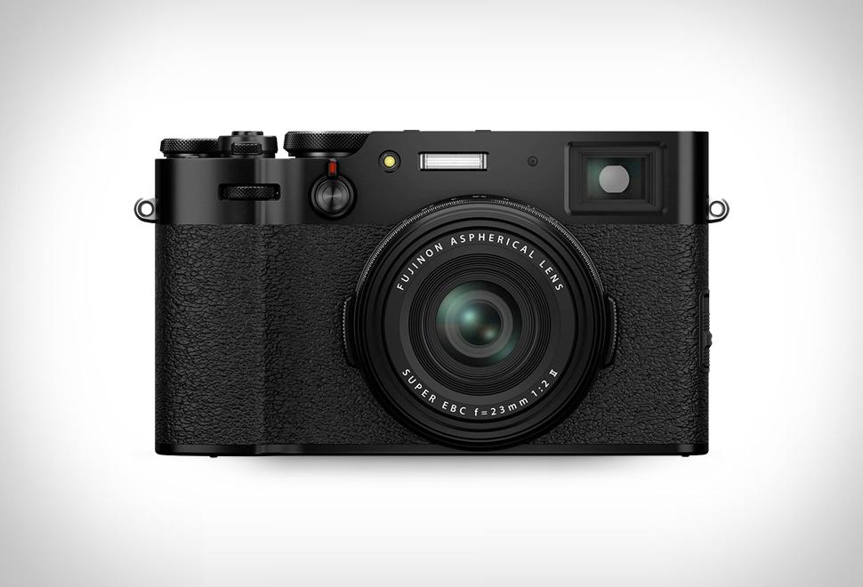 Fujifilm X100V | Image