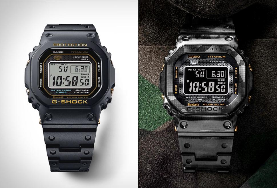 G-Shock Full Titanium GMW-B5000 | Image