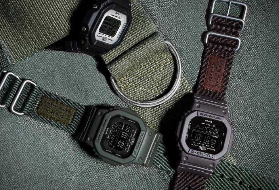 G-Shock G-Lide Series | Image