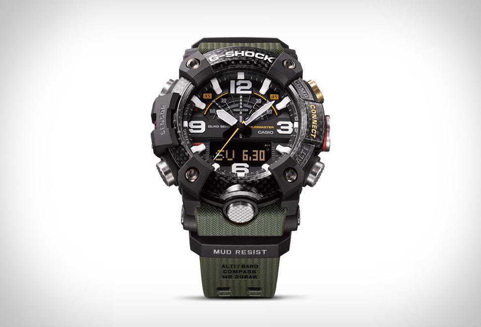 G-Shock Mudmaster Carbon | Image
