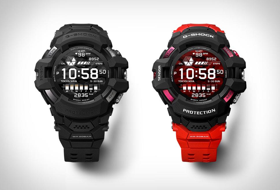 G-Shock Smartwatch | Image