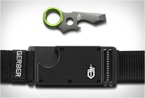 Gerber Gdc Belt Clip | Image