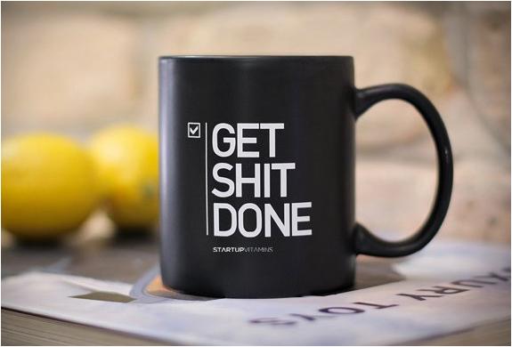 GET SHIT DONE MUG | Image