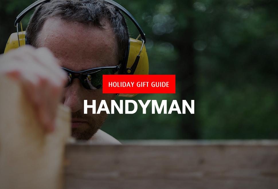 Gift Guide 2015 | Handyman | Image