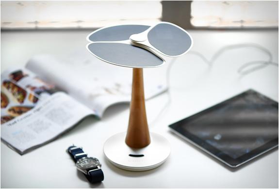 Ginkgo Solar Tree | Image