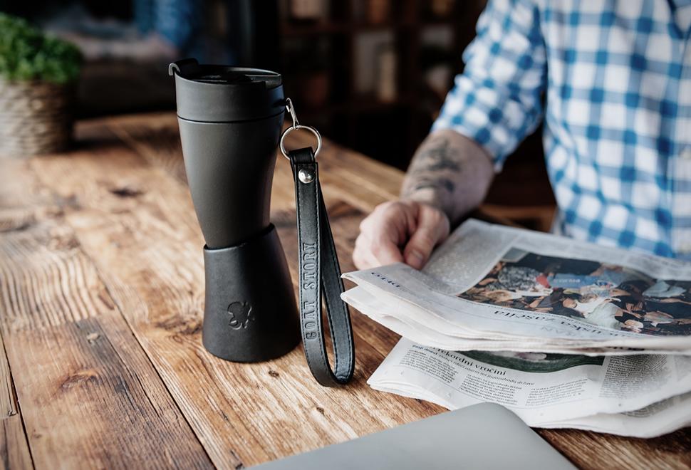 GOAT COFFEE MUG | Image