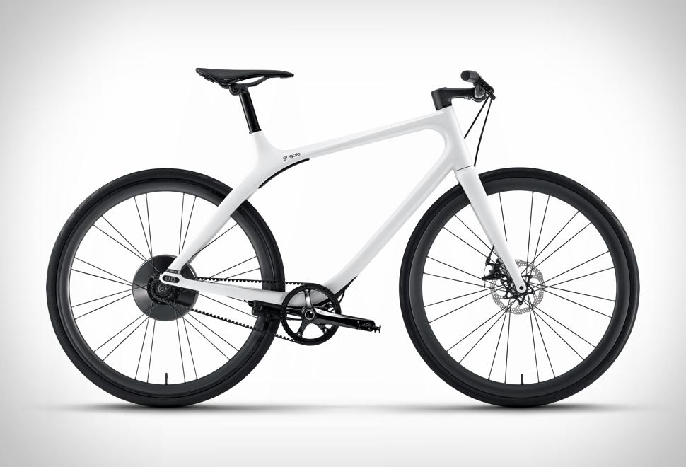 Gogoro Eeyo 1 E-Bike | Image