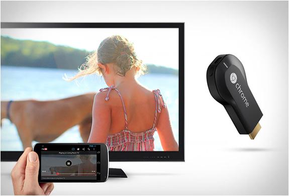 Google Chromecast | Image
