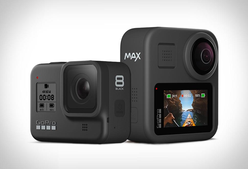 GoPro Hero8 & GoPro Max | Image
