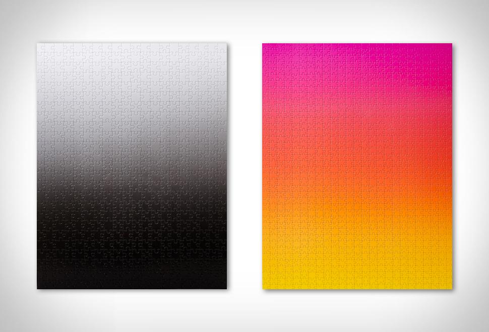 Gradient Puzzle | Image