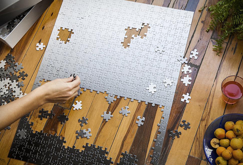 Gradient Puzzles | Image