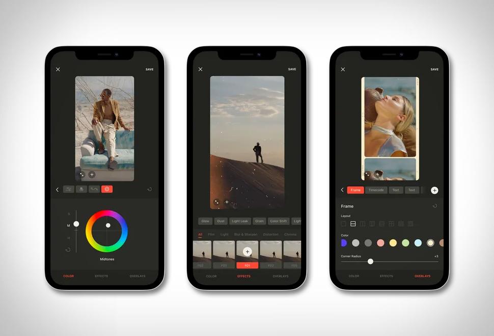 Grain Video-Coloring App | Image
