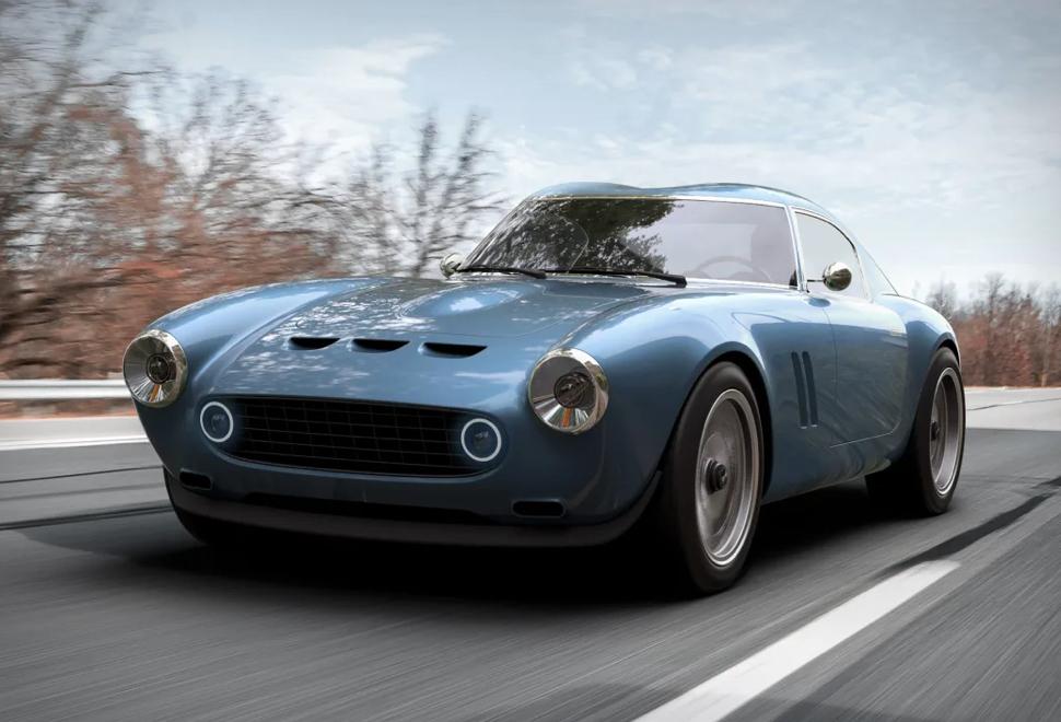GTO Engineering Squalo | Image