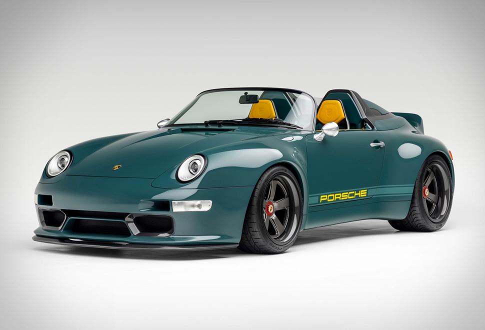 Gunther Werks Porsche 993 Speedster Remastered | Image
