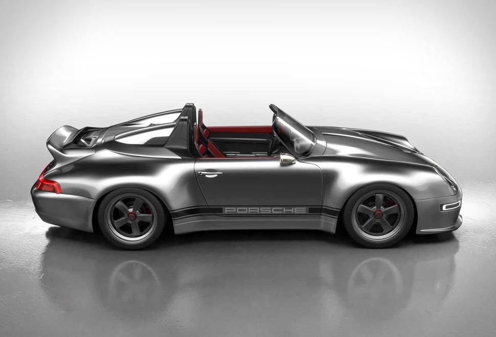 Gunther Werks Porsche 993 Speedster | Image