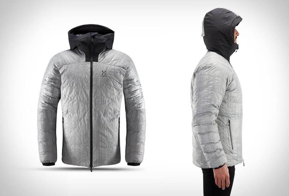 Haglofs V-Series Down Jacket | Image