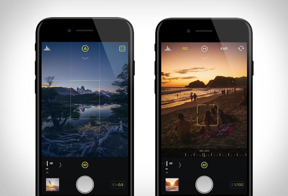 Halide Camera App | Image