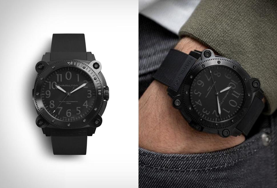 Hamilton Khaki Belowzero Watch | Image