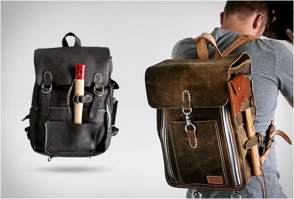 Handmade Camera Axe Bags | Image