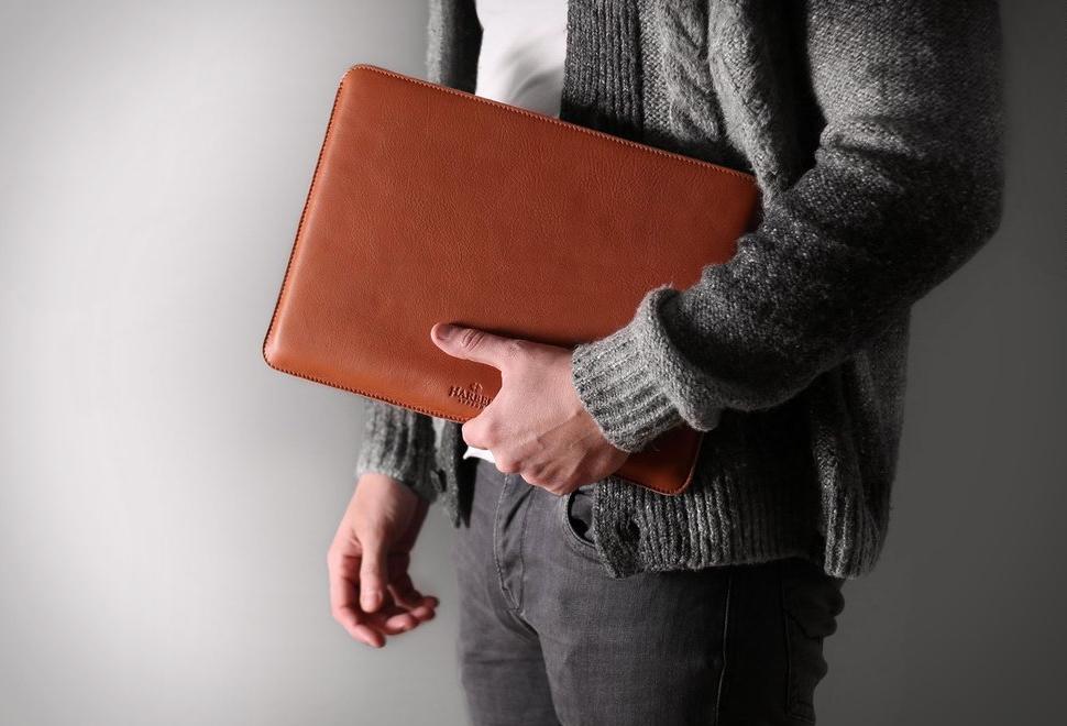Harber London MacBook Sleeve | Image