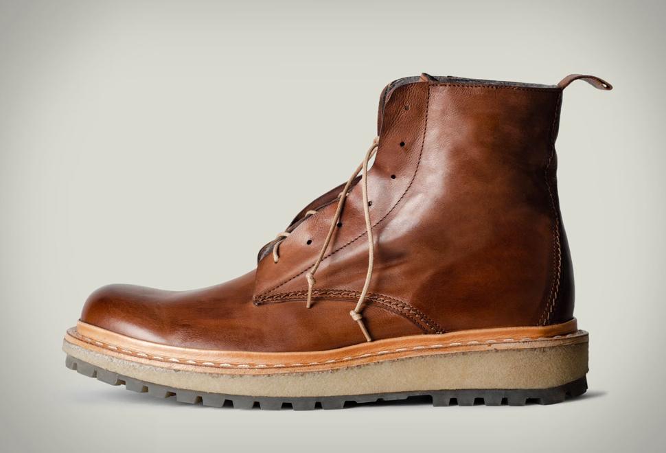 Hardgraft Big Brown Boots | Image