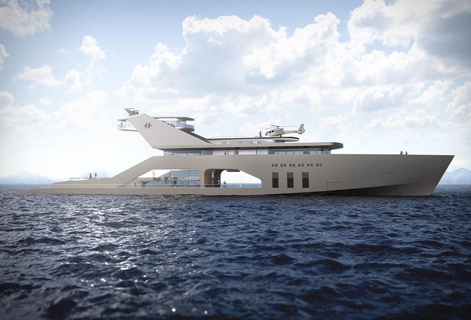 Hareide Design Yacht | Image