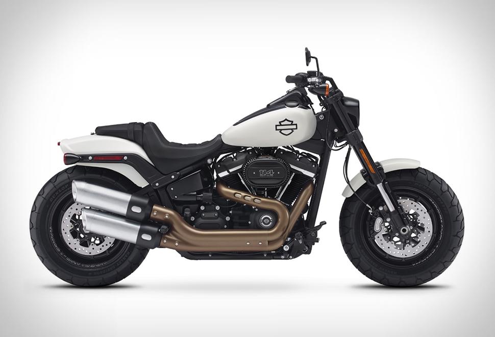 2018 Harley-Davidson Fat Bob | Image