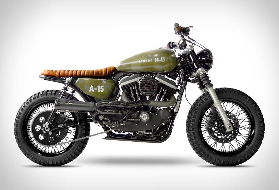 Harley-Davidson Scrambler | Image