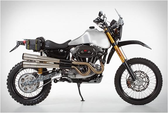 Harley Sc3 Adventure | Image