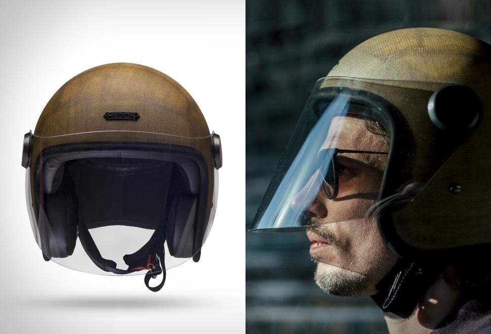 Hedon Epicurist Frknstn Helmet | Image