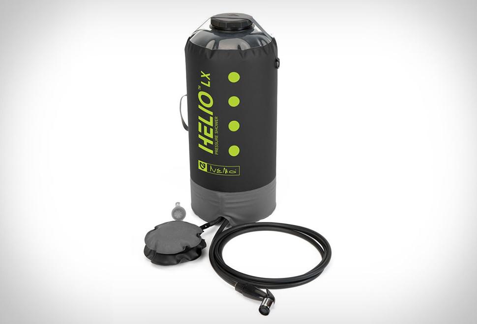 Helio LX Pressure Shower | Image