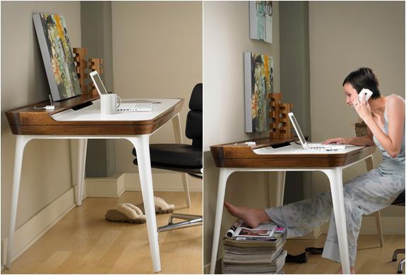 Aria Desk By Herman Miller
